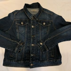 Earl dark denim jacket size M